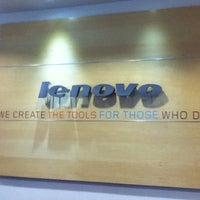 Photo taken at Lenovo HQ by Alx B. on 1/10/2013