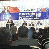 Photo taken at Türkiş Eğitim Merkezi by Hülya D. on 11/12/2017