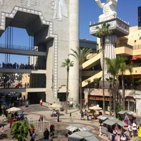 Photo taken at Hollywood & Highland Center by Devin F. on 5/18/2013