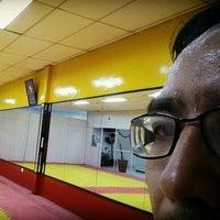 Photo taken at TSKF Academia de Kung Fu Lapa by Rodrigo K. on 12/9/2015