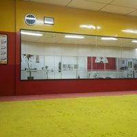 Photo taken at TSKF Academia de Kung Fu Lapa by Rodrigo K. on 3/9/2016