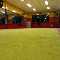 Photo taken at TSKF Academia de Kung Fu Lapa by Rodrigo K. on 2/19/2016