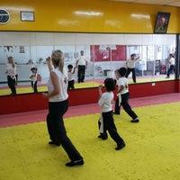 Photo taken at TSKF Academia de Kung Fu Lapa by Rodrigo K. on 3/26/2016