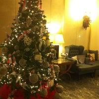 Photo taken at El Greco Hotel by Panagiotis P. on 12/13/2012