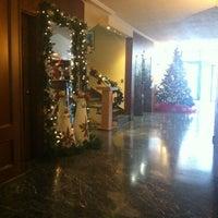 Photo taken at El Greco Hotel by Panagiotis P. on 12/15/2012