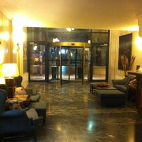 Photo taken at El Greco Hotel by Panagiotis P. on 11/12/2012