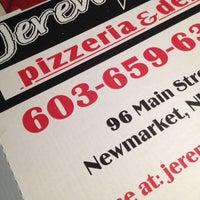 Photo taken at Jeremy's Pizzeria & Deli by Greg W. on 9/22/2013