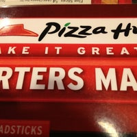 Photo taken at Pizza Hut by Greg W. on 2/1/2013