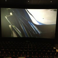 Photo taken at O'neil Cinemas Brickyard Square by Greg W. on 9/13/2013