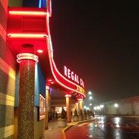 Photo taken at Regal Cinemas Fox Run 15 & RPX by Greg W. on 1/12/2013