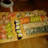 Photo taken at Yoko Sushi by Pía S. on 3/13/2013