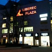 Photo taken at Liberec Plaza by Káťa T. on 3/5/2016