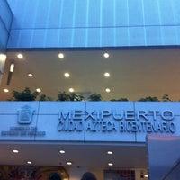 Photo taken at Mexipuerto Ciudad Azteca Bicentenario by BeatrizJimena on 1/24/2013