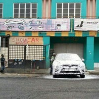 Photo taken at Macha Snow Carwash by Emri E. on 10/18/2012