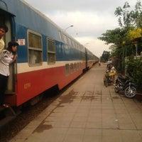 Photo taken at Ga Biên Hòa (Bien Hoa Station) by Michael S. on 4/21/2013