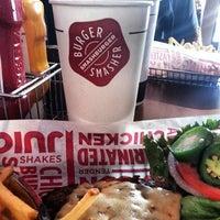 Photo taken at Smashburger by Brad M. on 8/23/2013