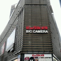 Photo taken at Bic Camera by 桃色 熊. on 10/3/2012