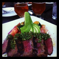 Photo taken at Stone Brewing World Bistro & Gardens by Laurie D. on 12/11/2012