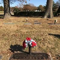 Photo taken at Rosewood Memorial Park by David S. on 11/27/2016