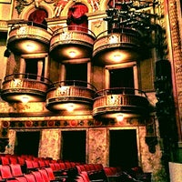 Photo taken at Wells Theatre by David S. on 9/27/2014