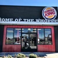 Photo taken at Burger King by David S. on 3/22/2017