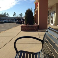 Photo taken at Williamsburg Premium Outlets by David S. on 1/21/2013