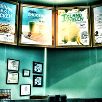 Photo taken at Tropical Smoothie Cafe by David S. on 5/20/2017