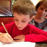 Photo taken at Ynot Italian by David S. on 12/22/2012