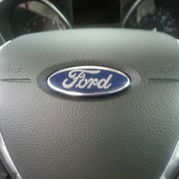 Photo taken at Ford Andrade by Julio H. on 7/19/2013