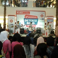 Photo taken at Kediri Town Square (KETOS) by Diri P. on 10/11/2012