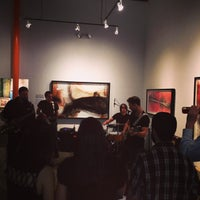Photo taken at Kai Lin Gallery by Wesley C. on 9/27/2013