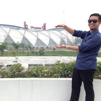 Photo taken at Bandung Techno Park by Herlambang E. on 2/15/2014
