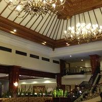 Photo taken at Jogjakarta Plaza Hotel by Herlambang E. on 4/17/2013