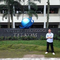 Photo taken at Telkom Engineering School (TES) by Herlambang E. on 6/21/2013