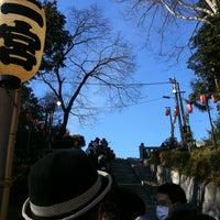 Photo taken at 二宮神社 by Akinori M. on 1/1/2013