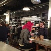 Photo taken at Buzz Wine Beer Shop by Lauren S. on 12/29/2012