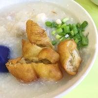 Photo taken at Chai Chee Pork Porridge by Karen W. on 11/22/2015