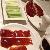 Photo taken at Imperial Treasure Super Peking Duck Restaurant by Karen W. on 1/19/2013