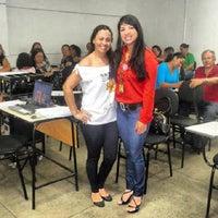 Photo taken at Instituto Cosmos UNIASSELVI by Aldinha O. on 7/16/2013