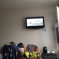 Photo taken at Prado Hotel Ostend by Ann V. on 7/22/2016