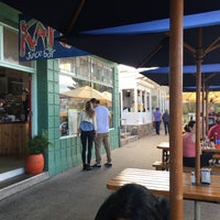 Photo taken at Kafé Kaos by maria c. on 5/7/2016