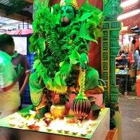 Photo taken at Sree Veera Hanuman Temple by marymalar on 12/21/2013