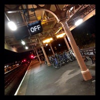 Photo taken at Leamington Spa Railway Station (LMS) by Clay L. on 12/16/2013