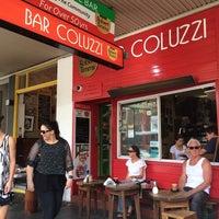 Photo taken at Coluzzi Bar by Justin V. on 3/8/2014