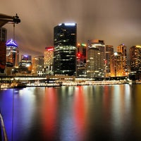 Photo taken at Circular Quay Ferry Terminal by Justin V. on 5/12/2013