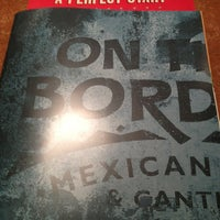 Photo taken at On The Border Mexican Grill & Cantina by Aaron G. on 1/13/2013