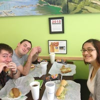 Photo taken at Thundercloud Subs by Aaron G. on 3/17/2013