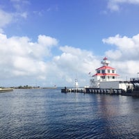 Photo taken at New Canal Lighthouse by akaSpectacular on 10/29/2016