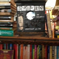 Photo taken at Rust Belt Books by akaSpectacular on 7/22/2013