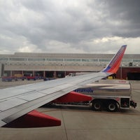 Photo taken at Gate A5 by akaSpectacular on 9/18/2013